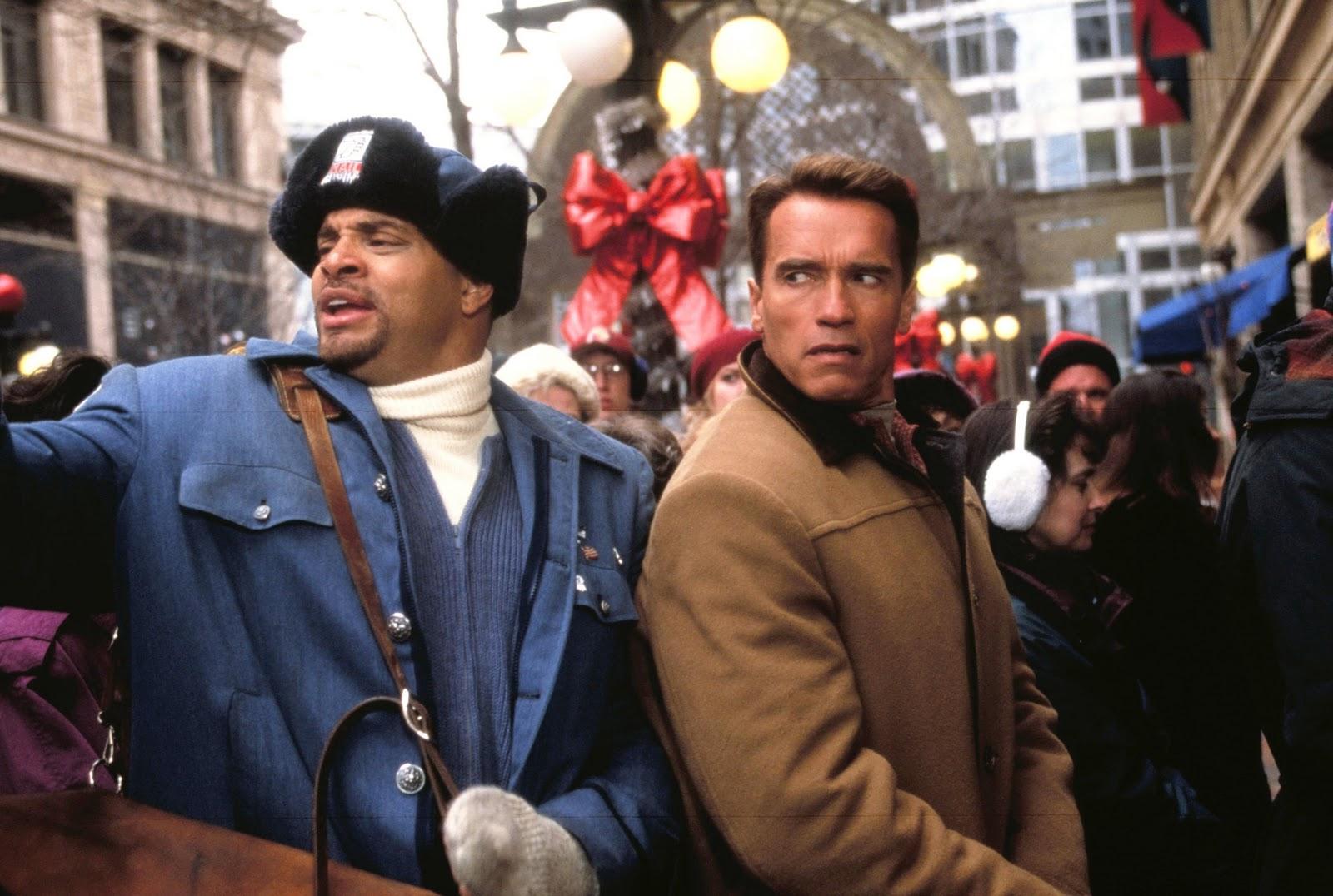 ผลการค้นหารูปภาพสำหรับ Jingle All the Way (1996)