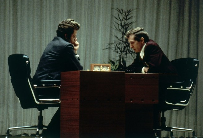 Bobby Fischer Against the World 3