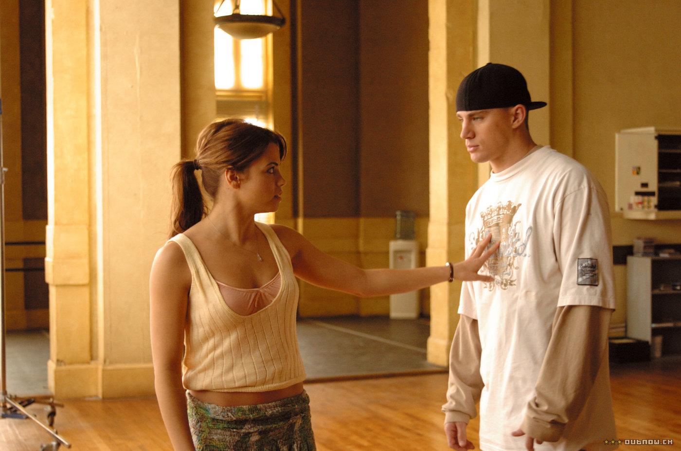 STEP UP (2006) | Chris... Channing Tatum Dance