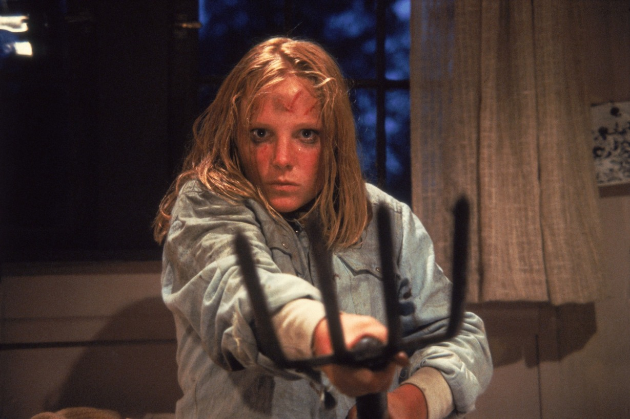 Image result for ginny friday the 13th part 3