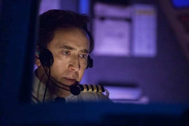 Nicolas Cage In Left Behind HD Stills