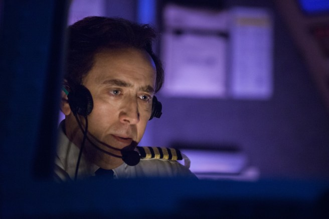 Nicolas Cage In Left Behind HD Stills